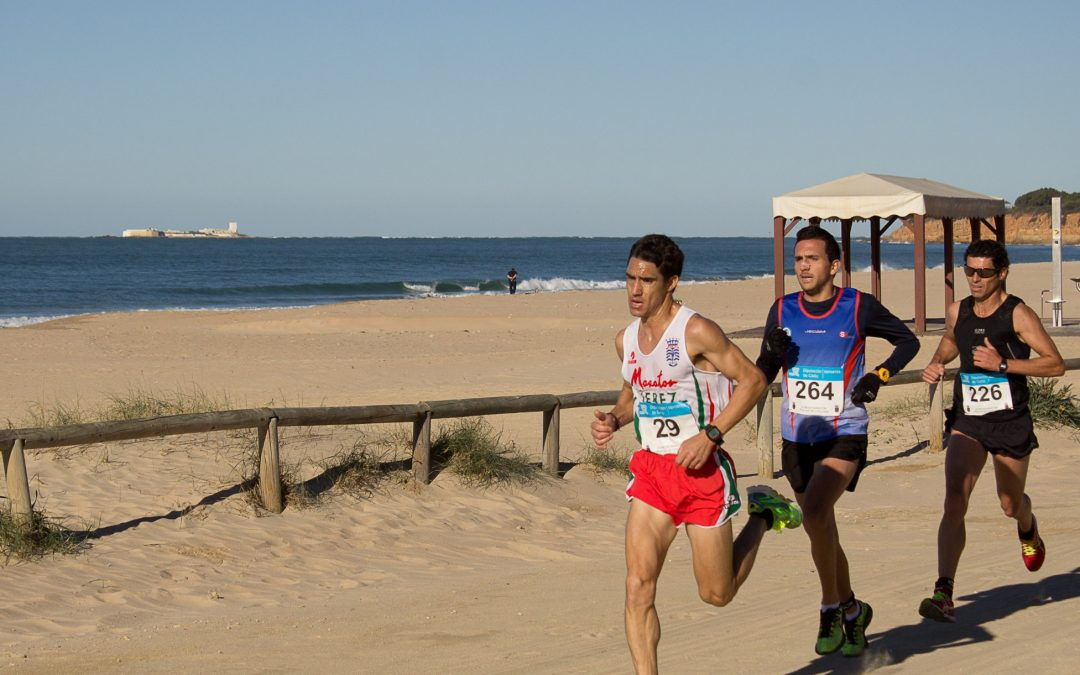 MEDIA MARATON PLAYAS DE CHICLANA